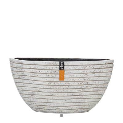 Bac Row en fibres de verre In. sable 27 cm/13 cm/14 cm bullet
